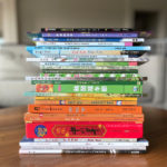 Picture books about Chinese and Taiwanese Americans for Kids