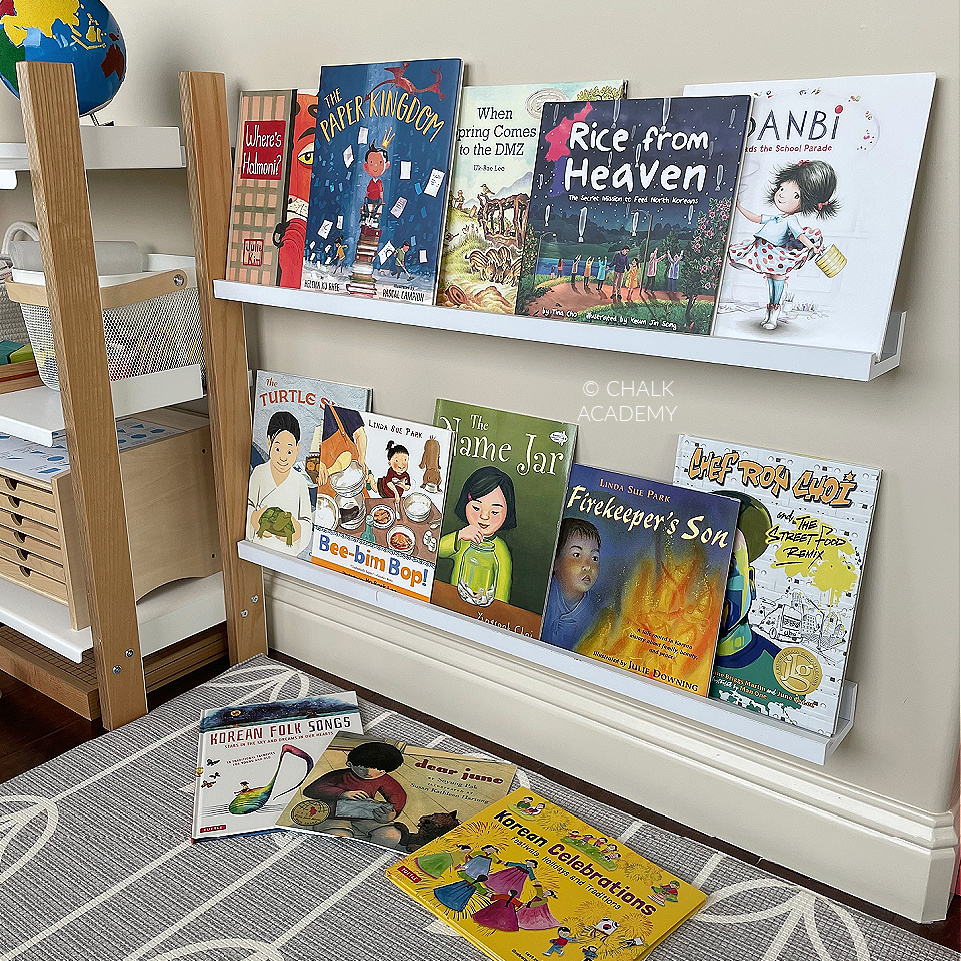 25 Realistic Picture Books About Koreans and Korean Americans