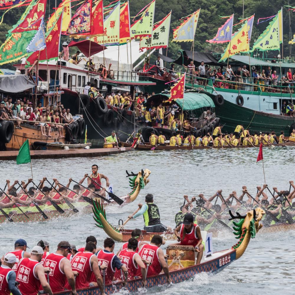 15+ Dragon Boat Festival Videos in English, Mandarin Chinese, Cantonese