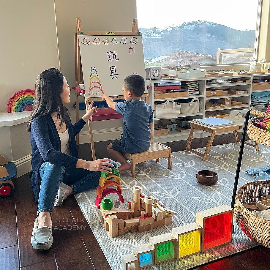 Fun ways to teach kids Chinese language